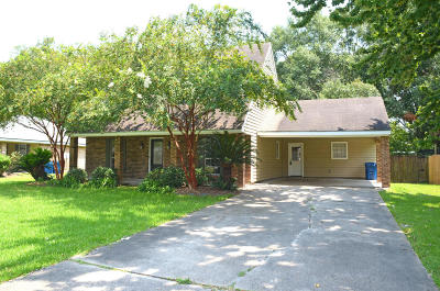 Lafayette Single Family Home For Sale: 501 Breton Drive