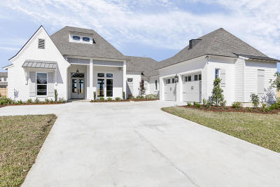 Sabal Palms Phase 2 Single Family Home For Sale: 107 Tiger Court