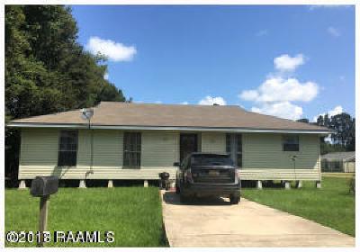 Sunset Single Family Home For Sale: 346 Richard Street