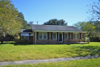 New Iberia Single Family Home For Sale: 332 Country Club