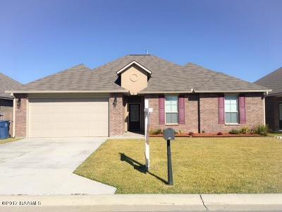 Rayne Single Family Home For Sale: 109 Cascade Road