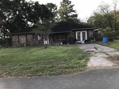 Eunice Single Family Home For Sale: 2001 W Magnolia Avenue