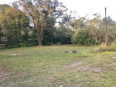 St Martin Parish Residential Lots & Land For Sale: (Tbd) A South Main Street