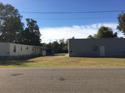Abbeville Single Family Home For Sale: 400 & 402 S St Valerie