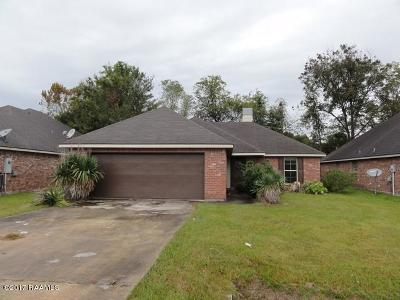 Lafayette Parish Single Family Home For Sale: 314 Saint Matthias