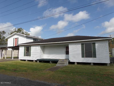 Abbeville Single Family Home For Sale: 600 Loraine Street