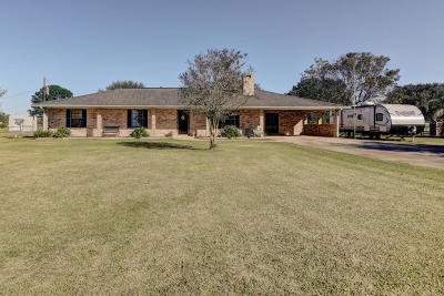 Crowley Single Family Home For Sale: 218 Guillory Drive