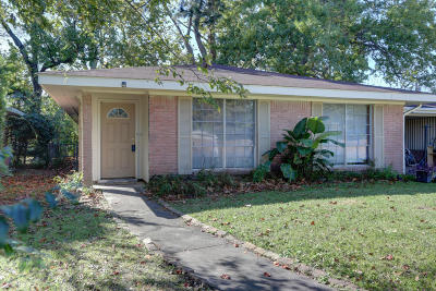 Lafayette Single Family Home For Sale: 306 Dafney Drive