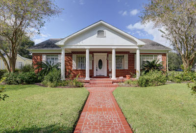 New Iberia Single Family Home For Sale: 321 Indest Street
