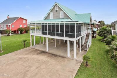 Lake Charles Single Family Home For Sale: 134 Sandpiper Lane