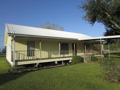 Breaux Bridge Single Family Home For Sale: 1106-C S Main Street