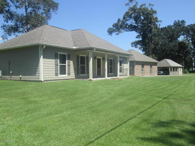 Abbeville Single Family Home For Sale: 10532 N La Hwy 82