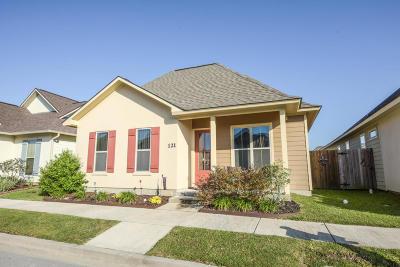 Laurel Grove Single Family Home For Sale: 121 Pettigrove Road