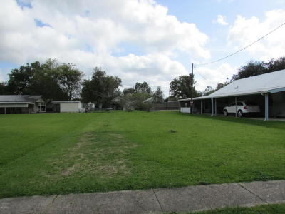 Iberia Parish Residential Lots & Land For Sale: 1113 Corinne Street