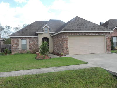 Lafayette Single Family Home For Sale: 118 Zoie