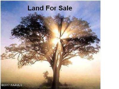 St Landry Parish Residential Lots & Land For Sale: Koch Road