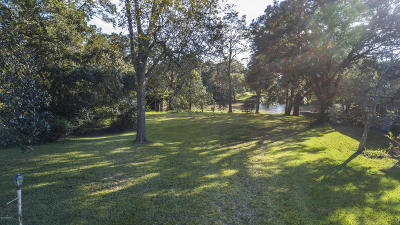 Iberia Parish Residential Lots & Land For Sale: 1408 Bayou Side Drive