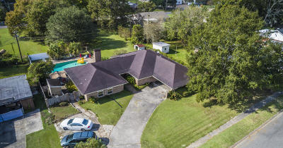 Opelousas Single Family Home For Sale: 1928 Jasmine Drive