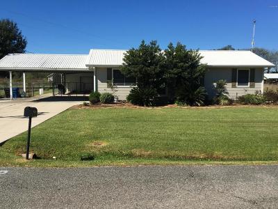 Duson Single Family Home For Sale: 201 Colorado
