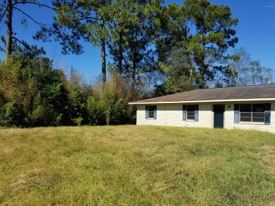 Ville Platte Single Family Home For Sale: 578 Belaire Cove Road