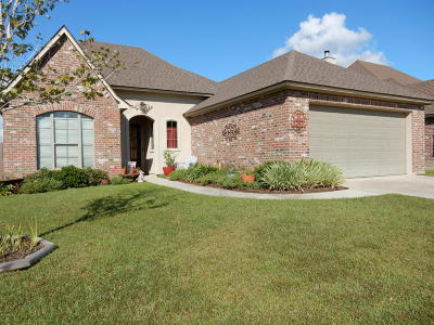 Lafayette Single Family Home For Sale: 101 Gunter Grass