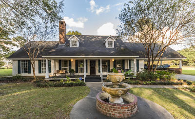 Ville Platte Single Family Home For Sale: 151 Natchitoches Road