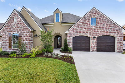 Youngsville Single Family Home For Sale: 102 Sago Palm Way