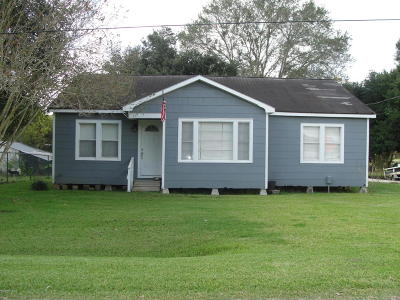Port Barre Single Family Home For Sale: 199 Pawnee Street
