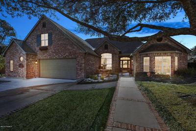 Lafayette LA Single Family Home For Sale: $575,000