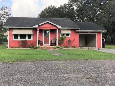 Abbeville Single Family Home For Sale: 1914 Wisteria