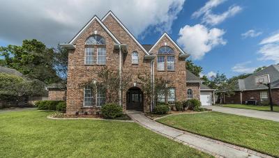 Lafayette Single Family Home For Sale: 104 Ascot Lane