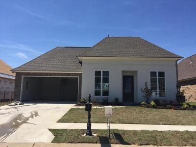 Single Family Home For Sale: 306 Capstone Crossing