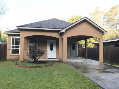 Single Family Home For Sale: 217 Pecan Orchard