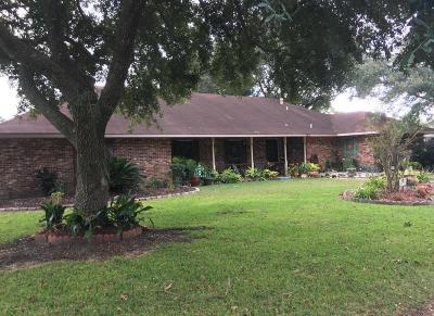 Eunice Single Family Home For Sale: 1321 W Gum Avenue
