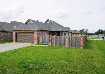Lafayette Single Family Home For Sale: 217 Mango Drive
