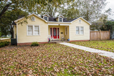 Abbeville Single Family Home For Sale: 401 4th Street