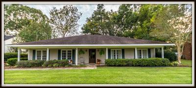 Lafayette Single Family Home For Sale: 123 Peck Boulevard