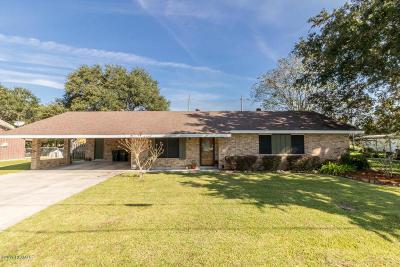 New Iberia Single Family Home For Sale: 111 Juarez Street
