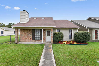Lafayette Single Family Home For Sale: 115 Larry