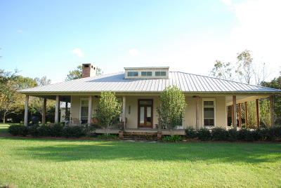 Broussard Single Family Home For Sale: 1763h Duchamp Road