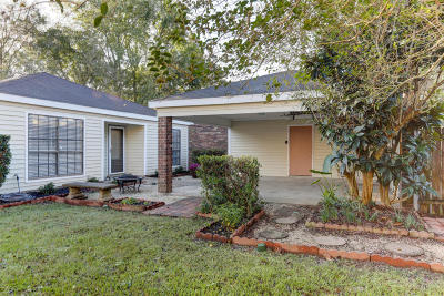 Lafayette Single Family Home For Sale: 513 Kaiser Drive