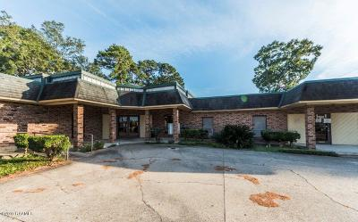 Lafayette Commercial For Sale: 3414 Moss Street #F, G, H