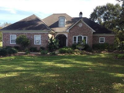 Eunice Single Family Home For Sale: 137 Dan