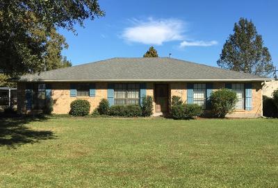 Abbeville Single Family Home For Sale: 222 Emile Street