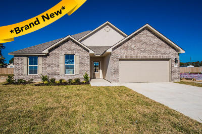 Youngsville Single Family Home For Sale: 107 Verger Drive