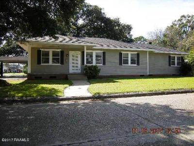 Single Family Home For Sale: 305 W Tennis Street