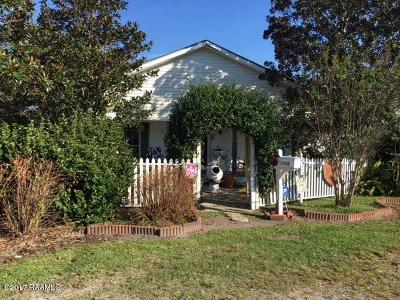 Abbeville Single Family Home For Sale: 1805 Charity Street