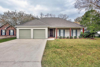 Youngsville Single Family Home For Sale: 107 Briar Green Drive