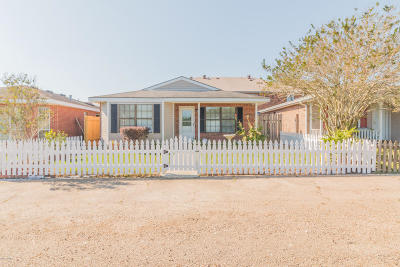 Youngsville Single Family Home For Sale: 105 St Pius Place