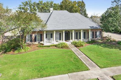 Lafayette Single Family Home For Sale: 303 Remington